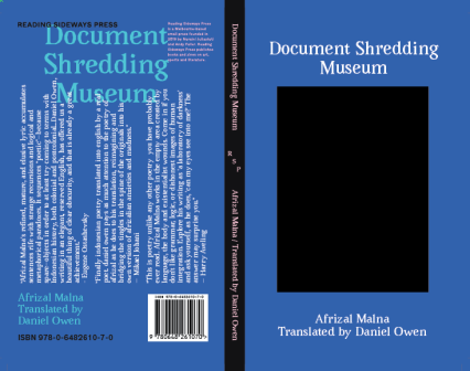 Final Cover - Document Shredding Museum
