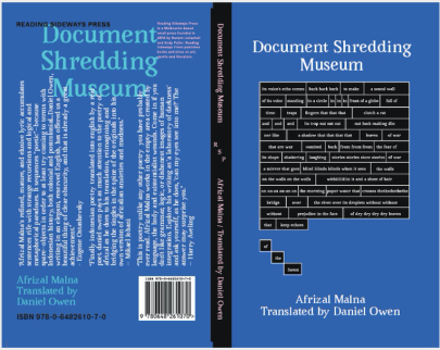 Document Shredding Museum Cover